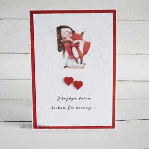 Kartka Walentynkowa #2