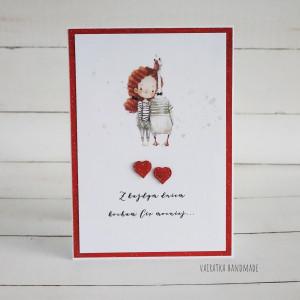 Kartka Walentynkowa #4
