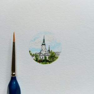 Klasztor, Personalizowany portret domu