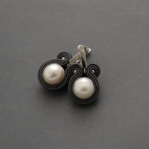 kolczyki sutasz z perłami 10