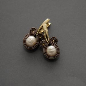 kolczyki sutasz z perłami 12