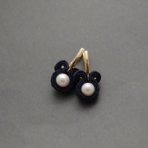 kolczyki sutasz z perłami 3