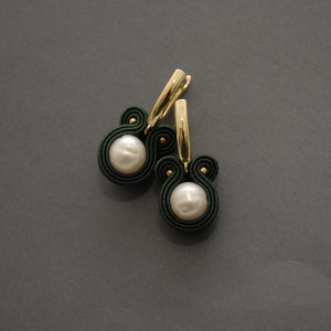 kolczyki sutasz z perłami 6