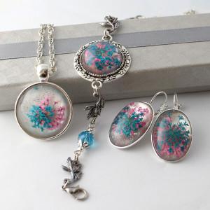 Komplet Biżuterii Frozen 3 części