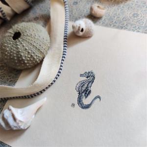 Konik morski, Seahorse, miniatura