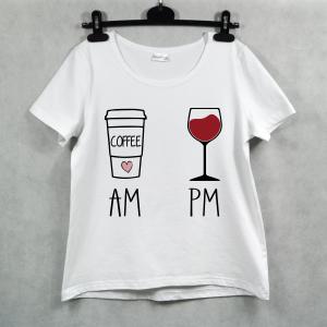 Koszulka AM PM