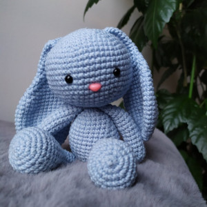 króliczek błękitny