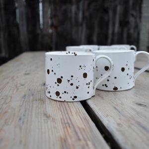 Kubek ceramiczny - Zestaw dla dwojga