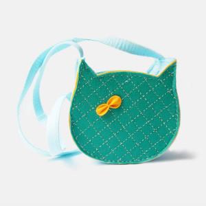 Kuferek z Filcu w Kształcie Kota Kitty