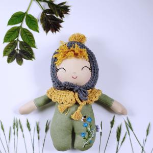 Lalka leśny skrzat-Chaberek