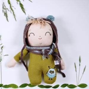 Lalka leśny skrzat-Nieśmiałek