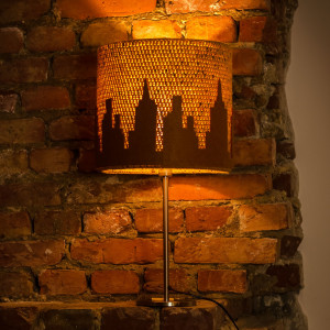 Lampa stołowa CITY