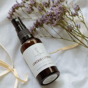 Lawenda i cytryna - mgiełka zapachowa