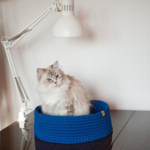 Legowisko dla kota średnie Cat Nest Chaber
