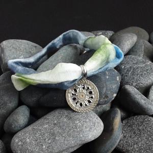 Lisse - bransoletka z jedwabiu