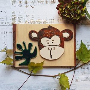 Małpka, małpa, obrazek z małpką