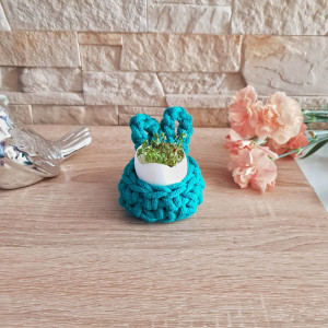 Mały morski koszyk na jajko