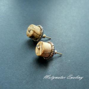 mini jaspis krajobrazowy sztyfty