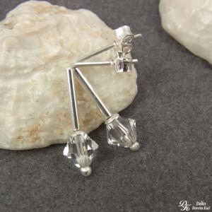 Mini minimalizm – Swarovski crystal
