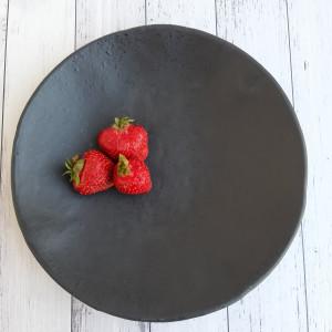 Misa black mat