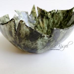 Misa łaciata ceramika