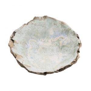 Miseczka ceramiczna błękitna