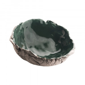 Miseczka ceramiczna malachit