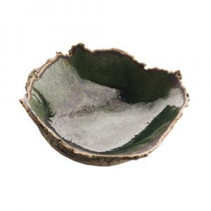 Miseczka ceramiczna zielona