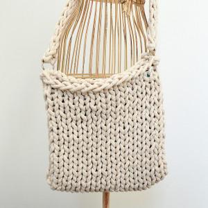 Modna torebka z tęczowym pyłkiem ;)