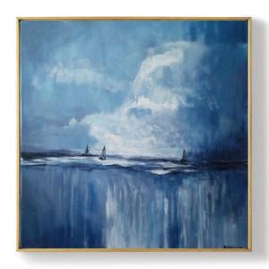 Morze-obraz akrylowy