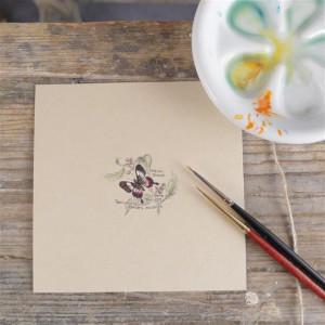Motyl III szkicownik, miniatura, obrazek