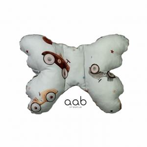 Motylek poduszka antywstrząsowa Auta Retro(406875)