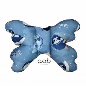 Motylek poduszka antywstrząsowa Leniwce (400468)
