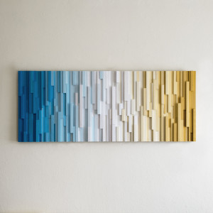 "Mozaika Obraz drewniany 3D ""Sharm el Sheikh"""
