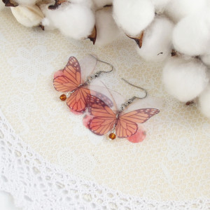 Nabi 4 - eteryczne kolczyki motylki