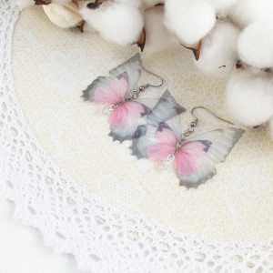 Nabi 2 - eteryczne kolczyki motylki