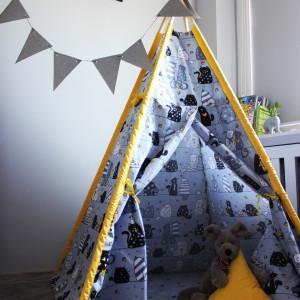 Namiot Tipi Teepee w koty