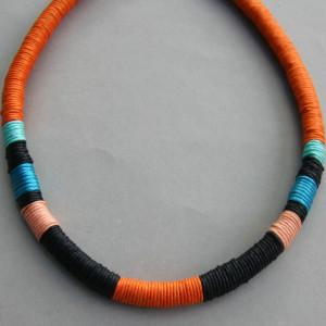 Naszyjnik Kolorowy