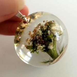 Naszyjnik zielone drzewo rodziny – symbol