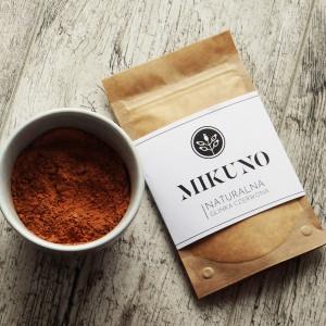 Naturalna czerwona glinka Mikuno