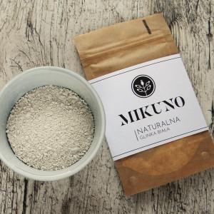 Naturalna glinka biała kaolin Mikuno