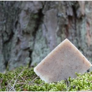 Naturalne kawowe mydło do ciała peeling Mikuno