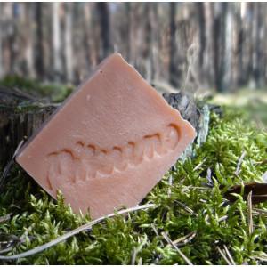 Naturalne mydło z glinką czerwoną Mikuno