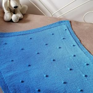 niebieski kocyk 2