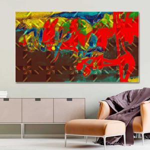Nowoczesny obraz Czerwona orchidea 120 x 70