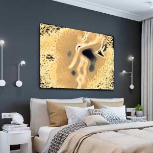 Obraz na ścianę do sypialni Kiss 120x80