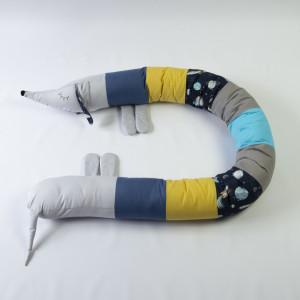 Ochraniacz do łóżeczka łóżka jamnik 16