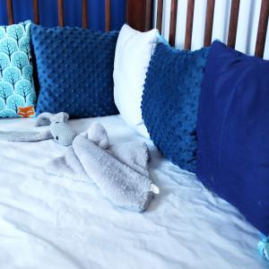 Ochraniacz do łóżeczka poduszki
