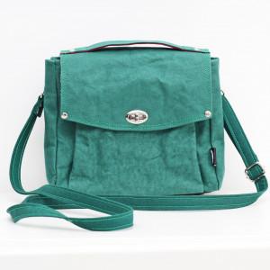 Papierowa torba w kolorze zieleni!