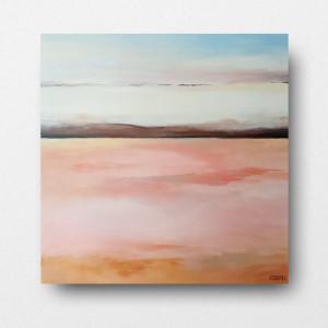 Pejzaż -obraz akrylowy 60/60 cm